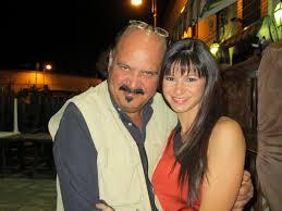 Claudio Fragasso e Rossella Drudi