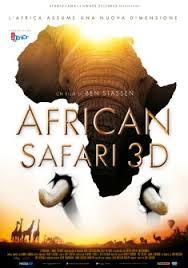 African safari 3 D