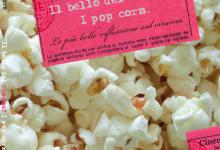 """""""Il bello del cinema? I pop corn"""" di I. Senatore  (2013) – Le prime 5 pagine"""