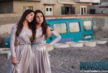 Angela e Marianna Fontana; gemelle nella vita e sul set