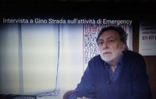 """Ignazio Senatore intervista Gino Strada 24- Novembre 2016 – """"Nonsolomedicina"""" Università di Napoli Federico II"""