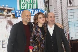 """""""Come un gatto in tangenziale"""": Ignazio Senatore intervista Paola Cortellesi e Riccardo Milani"""