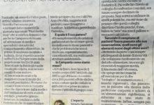 La Repubblica Napoli: Intervista a Ignazio Senatore sui DCA  di Giuseppe Del Bello – 12-3-2019