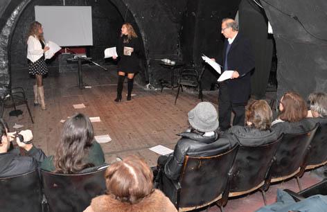 Teatro Spazio Libero: Il bello del cinema? I pop corn