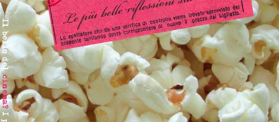 """""""Il bello del cinema? I pop corn"""" di I. Senatore (2013) – Introduzione"""