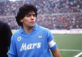 Diego Armando Maradona: el pibe de coca