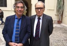 Foto Archivio: Ignazio Senatore e Ennio Morriconi