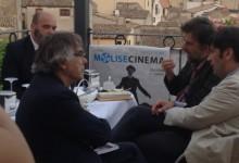 Foto Archivio: Ignazio Senatore, Nanni Moretti e Federico Pommier Vincelli