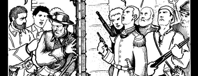 """""""14 Agosto 1861 …di Pontelandolfo e di Casalduni non rimanga pietra su pietra"""" di Riccardo Fortuna: la prima strage di Stato"""
