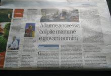 """Intervista a Ignazio Senatore: """"Allarme anoressia colpite mamme e giovani uomini"""""""