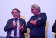"""I """"Corti sul lettino Cinema e psicoanalisi"""" 8 Edizione – Ignazio Senatore (Direttore Artistico) e Mimmo Calopresti (Presidente della giuria)"""