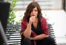 """Cristina Donadio al Lido con il corto """"La scelta"""" di Alessio Giuseppe Nuzzo"""