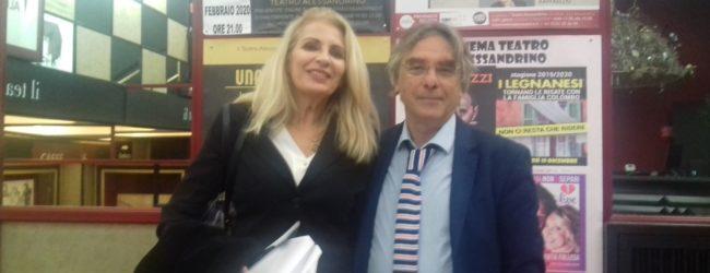 """Anna Pavignano: """"Io e il mio Massimo Troisi"""""""