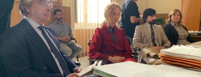 """Sul set di """"Lacci"""" di Daniele Luchetti, al fianco di Alba Rorwacher e Luigi Lo Cascio"""