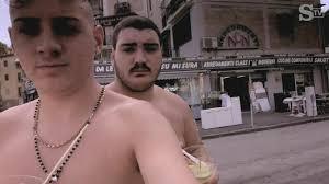Selfie di Agostino Ferrente