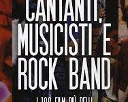 """Recensione """"Cantanti, musicisti e rock band"""" di Carmine Aymone – Corriere del Mezzogiorno – 1-11-2019"""