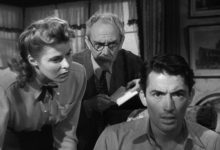 Io ti salverò (Spellbound) di Alfred Hitchcock  USA – 1945 – Durata 111'- B/N