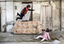 L'uomo senza gravità di Marco Bonfanti – Italia  – 2019