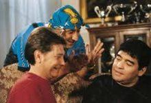 Diego Armando Maradona, re anche nel cinema