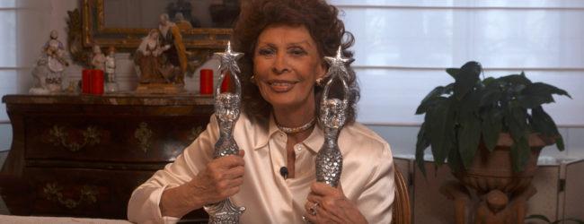 Capri Hollywood premia Sophia Loren
