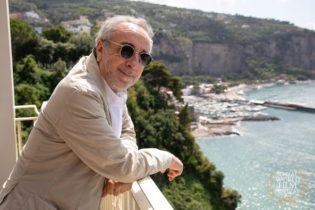 """Silvio Orlando: """"La Costiera amalfitana è il mio grembo materno"""""""
