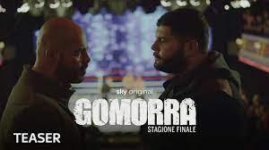 A novembre su Sky la stagione finale di Gomorra