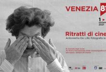 """""""Ritratti di cinema"""" di Antonietta De Lillo"""